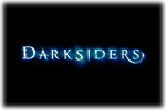 Darksiders Logo black