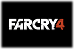 Far Cry 4 Logo black