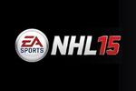 NHL 15 Logo black