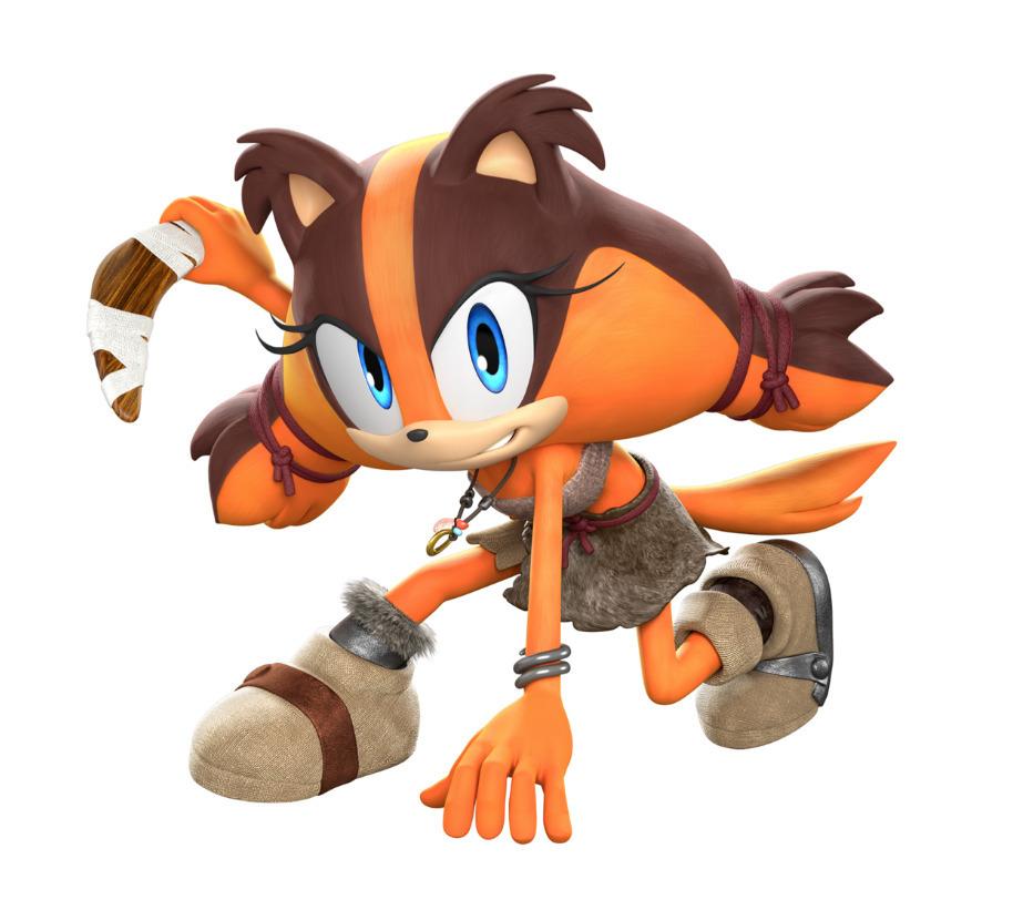 Sonic Boom: SEGA presenta oficialmente a Sticks