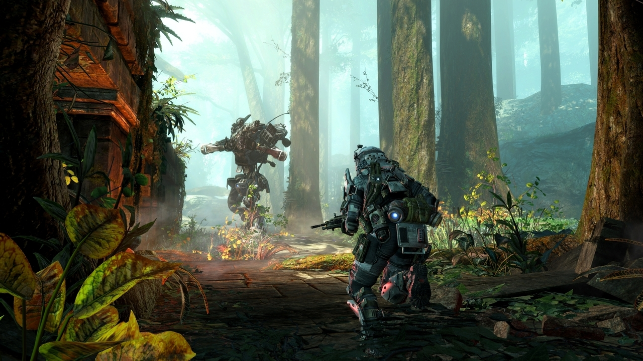 TITANFALL 05-05-14 DLC Expedition - Swamplands 002