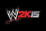 WWE 2K15 Logo black
