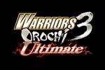 Warriors Orochi 3 Ultimate Logo black