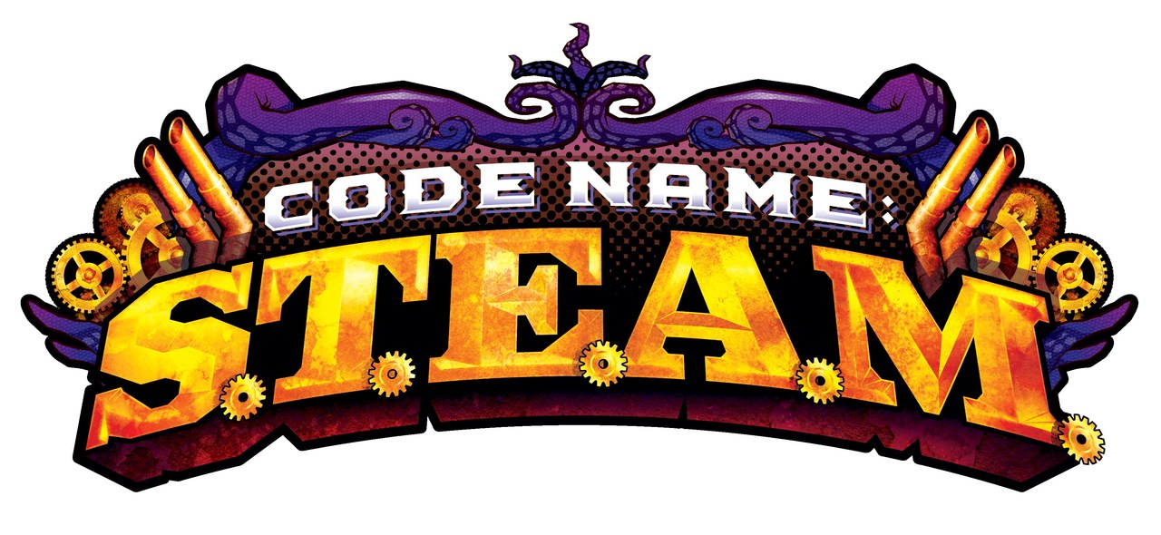 Codename STEAM logo