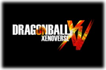 Dragon Ball Xenoverse Logo black