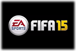FIFA 15 Logo black