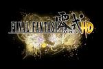 Final Fantasy Type 0 HD Logo black