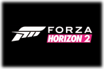 Forza Horizon 2 Logo black