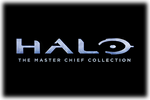 Halo The Master Chief Collection Logo black