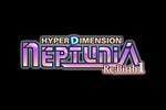 Hyperdimension Neptunia Re; Birth 1 Logo black