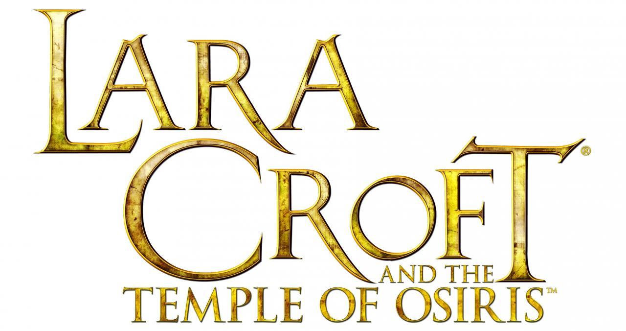 Lara Croft and the Temple of Osiris Logo