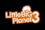 LittleBigPlanet 3 Logo black