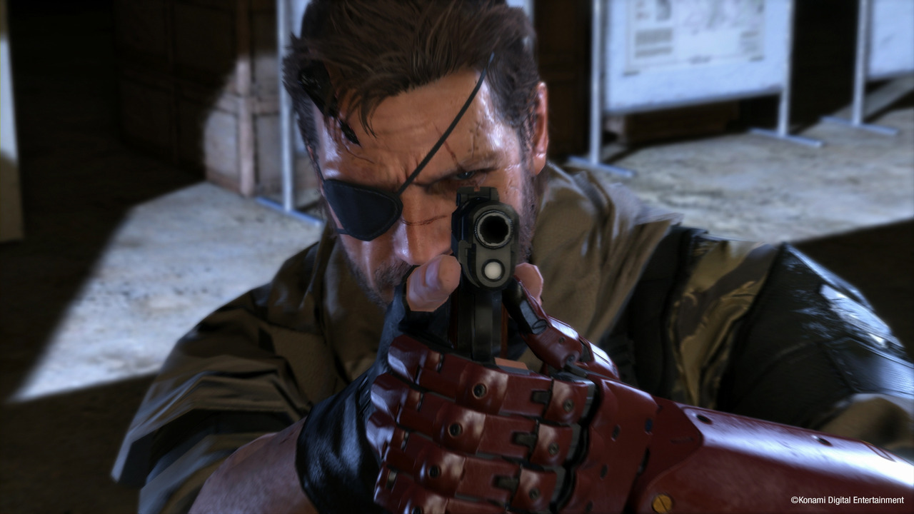 Metal Gear Solid V - The Phantom Pain 07-06-14 001