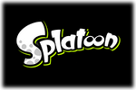 Splatoon Logo black