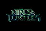 Teenage Mutant Ninja Turtles Logo black