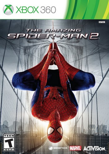 The Amzing Spider-Man 2 cover 360 USA