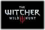 The Witcher III Wild Hunt Logo black