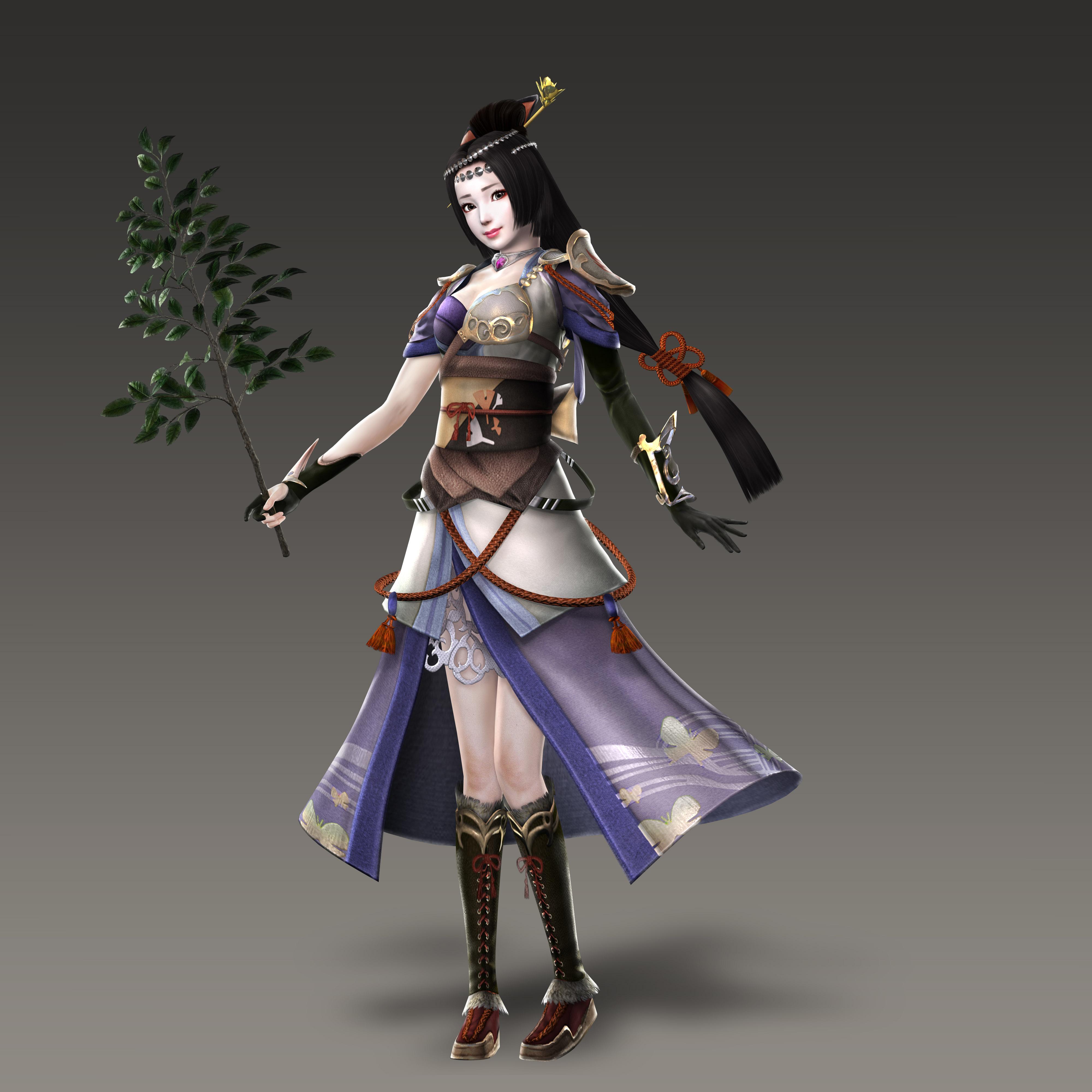 Warriors Orochi 3 Ultimate Kasumi: Warriors Orochi 3 Ultimate: Anunciadas Las Fechas De