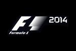 F1 2014 Logo black