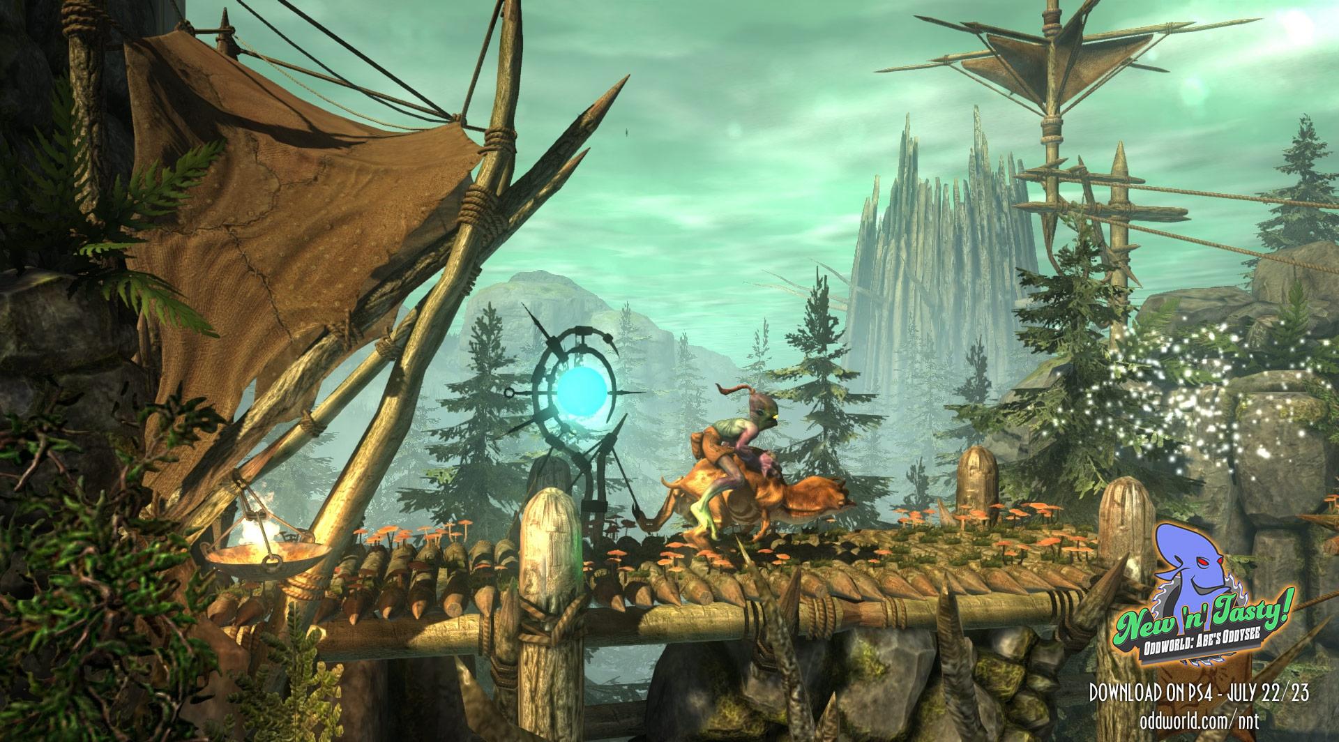 Oddworld New 'n' Tasty Launch 20-07-14 002