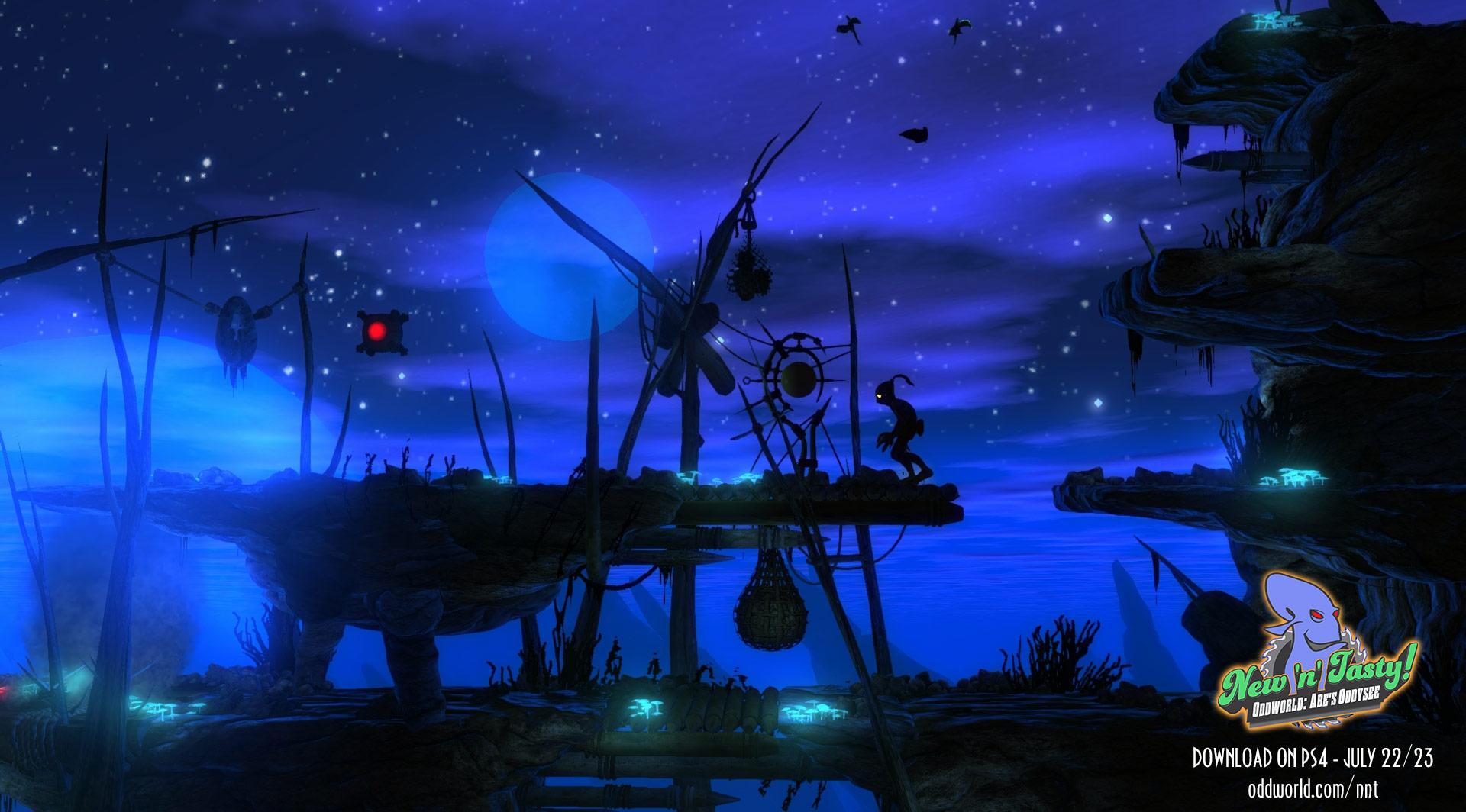 Oddworld New 'n' Tasty Launch 20-07-14 003