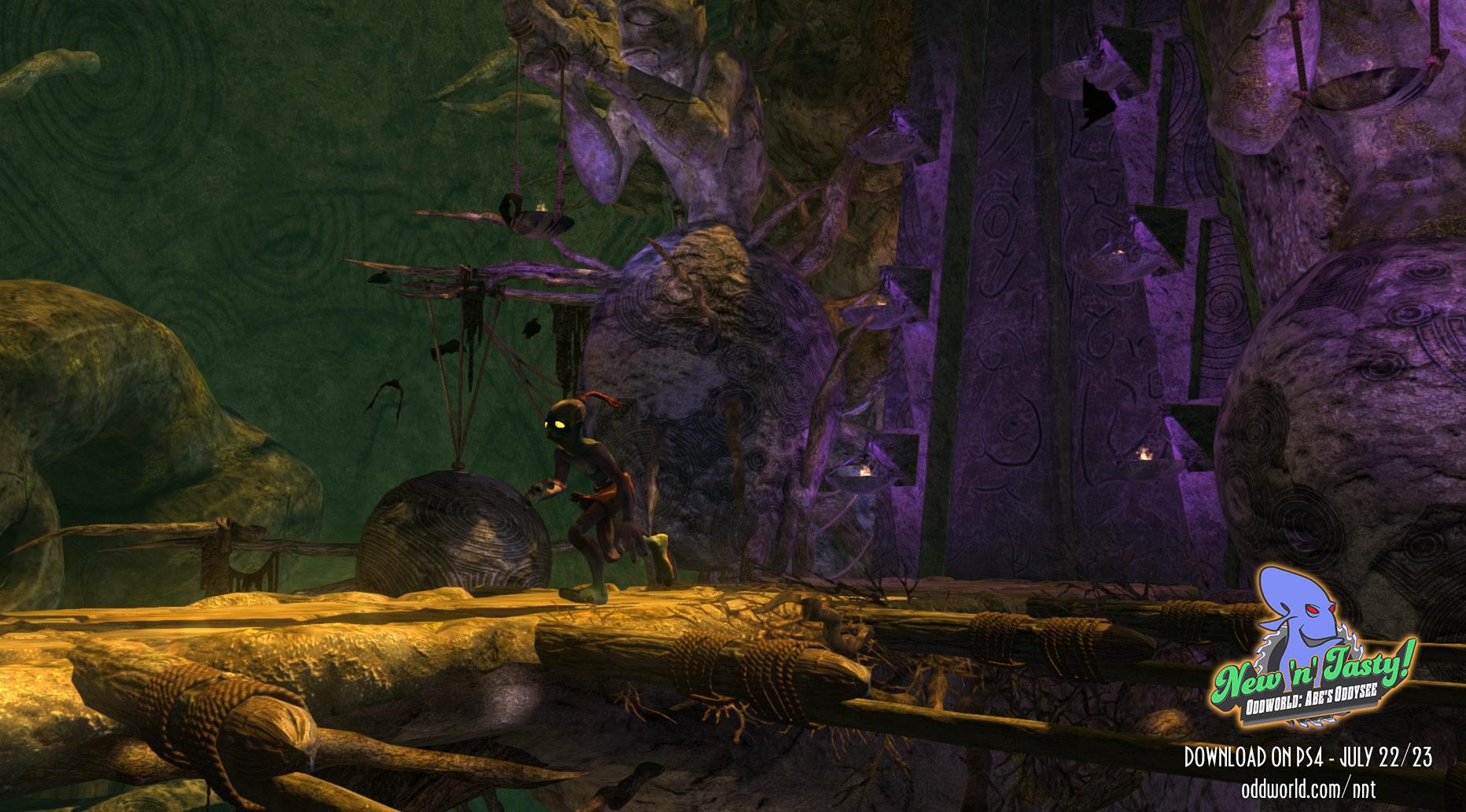 Oddworld New 'n' Tasty Launch 20-07-14 004