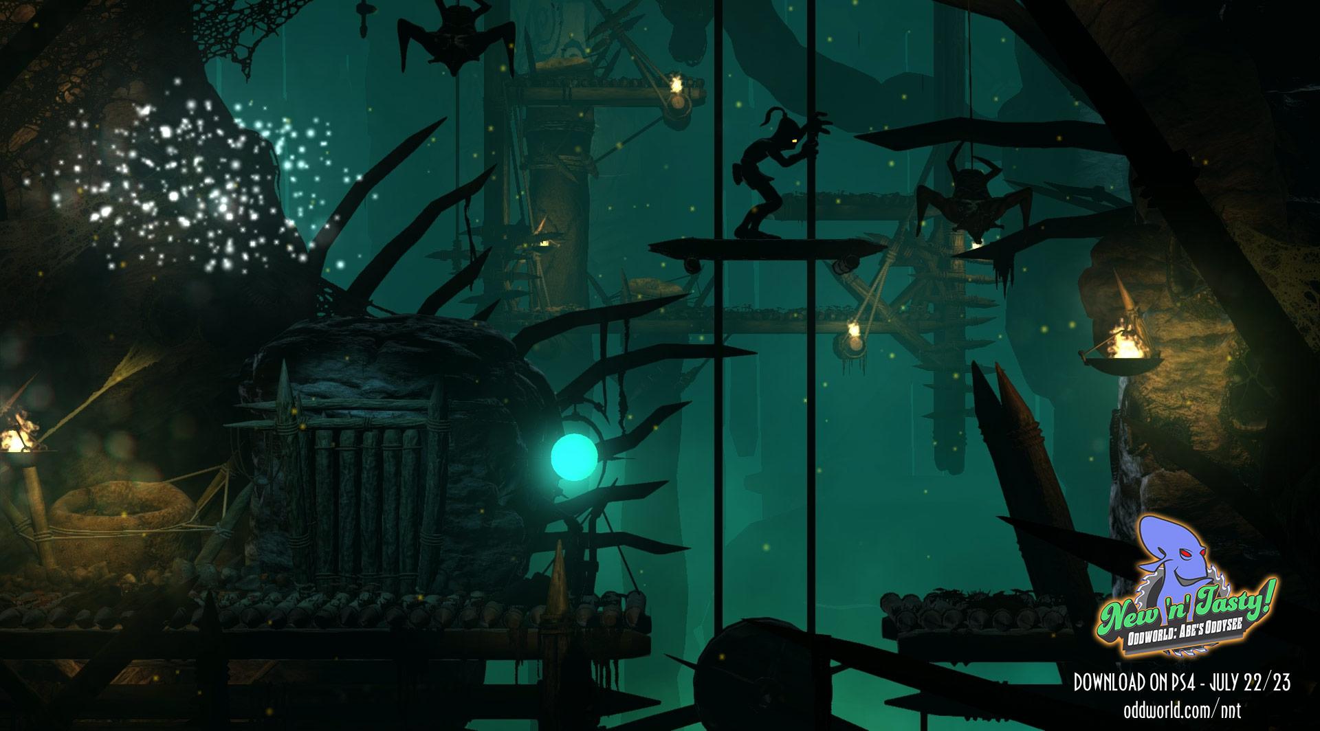 Oddworld New 'n' Tasty Launch 20-07-14 005
