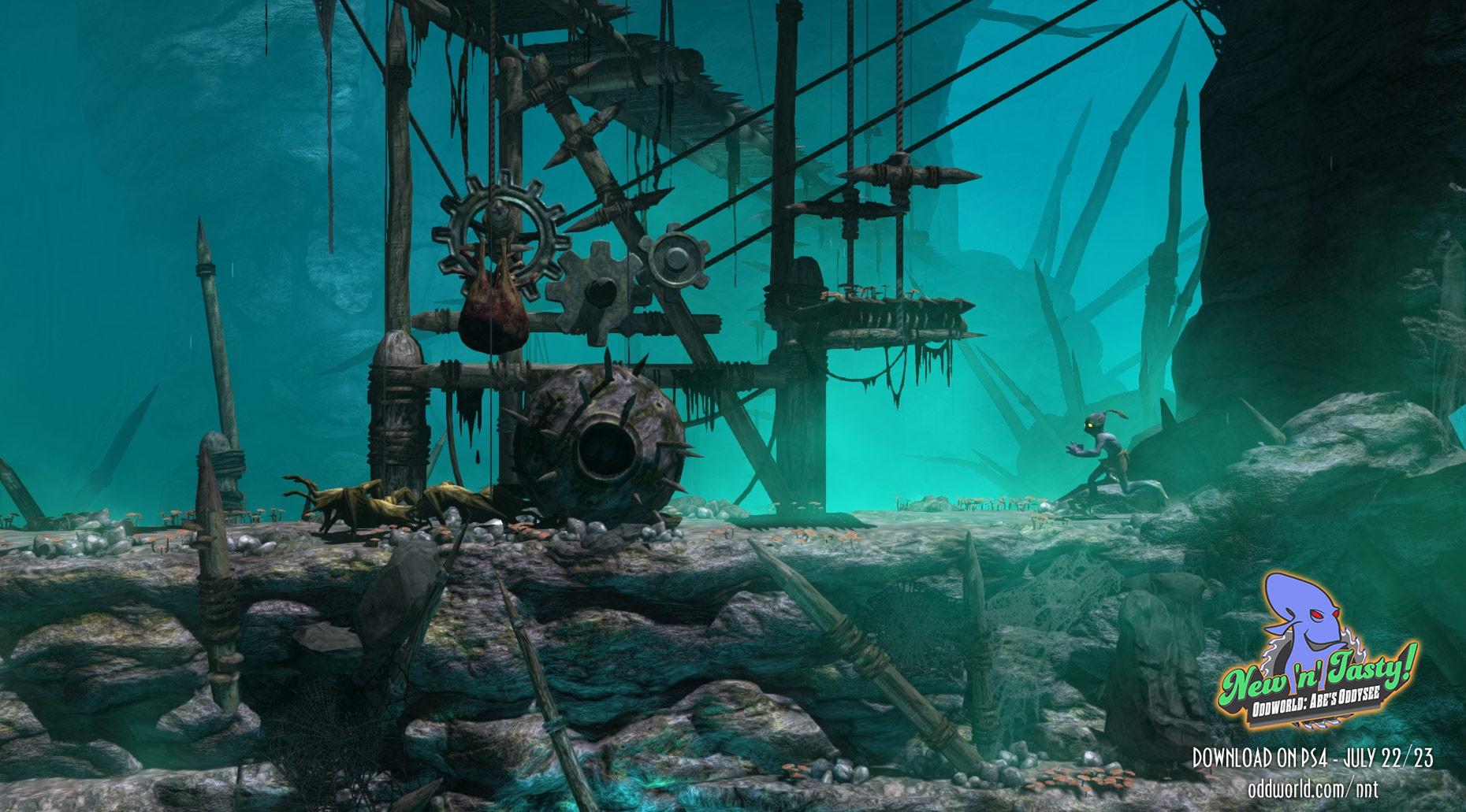 Oddworld New 'n' Tasty Launch 20-07-14 006