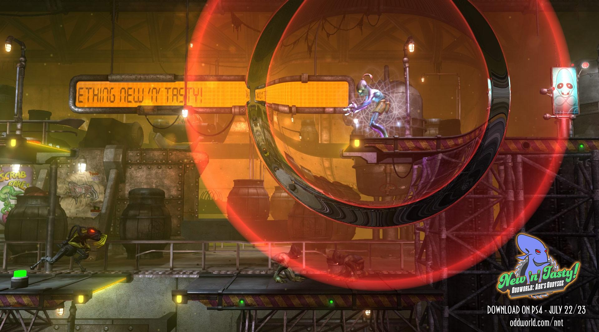Oddworld New 'n' Tasty Launch 20-07-14 007
