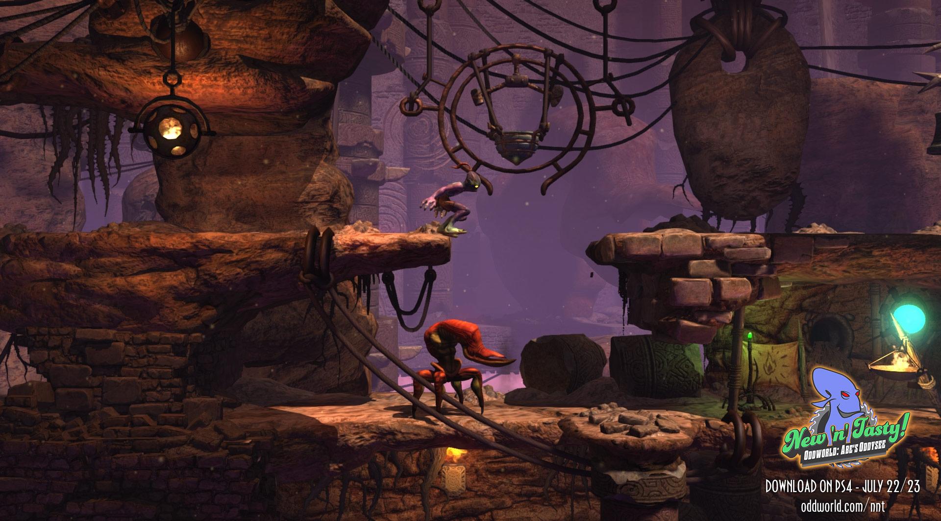 Oddworld New 'n' Tasty Launch 20-07-14 008