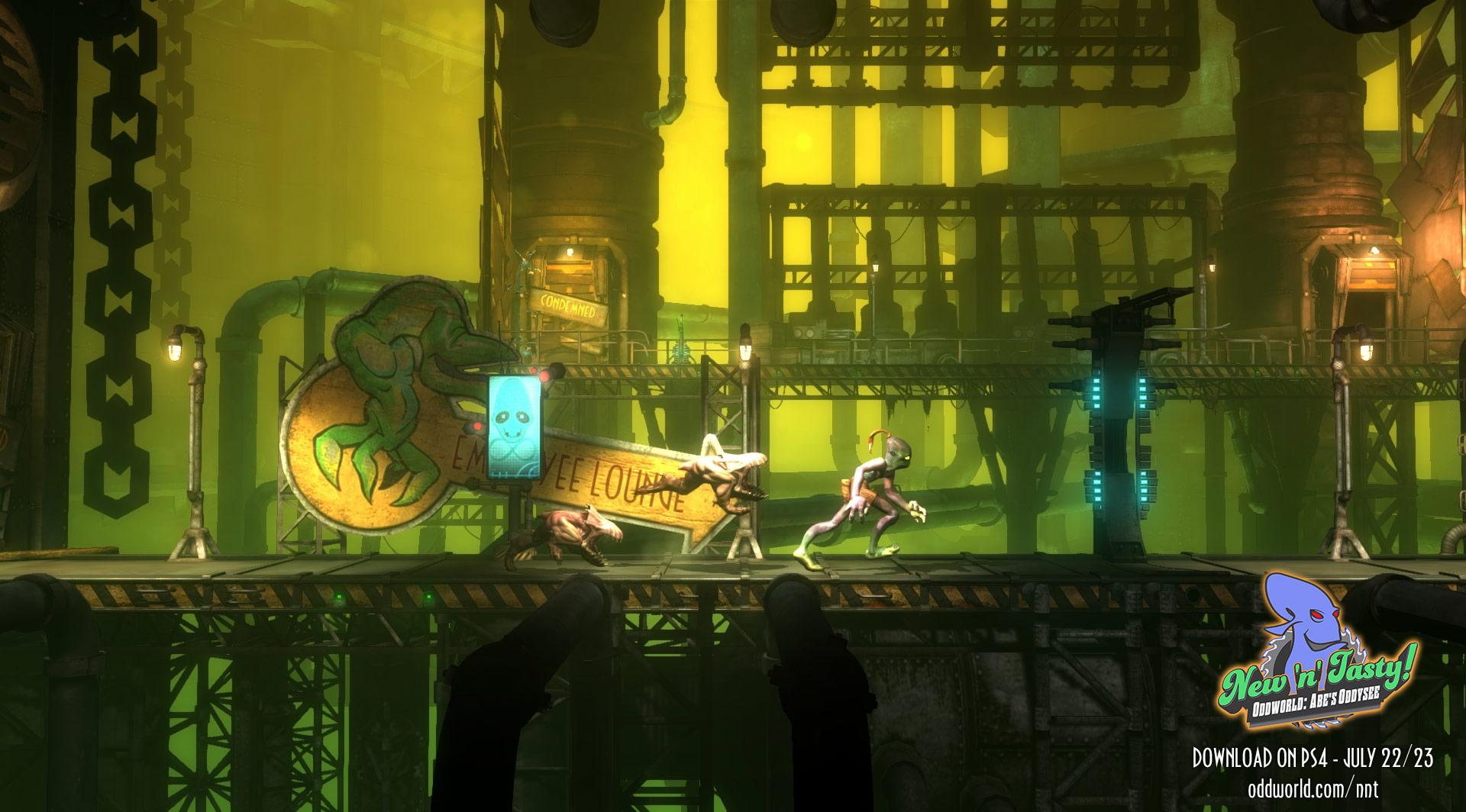 Oddworld New 'n' Tasty Launch 20-07-14 009