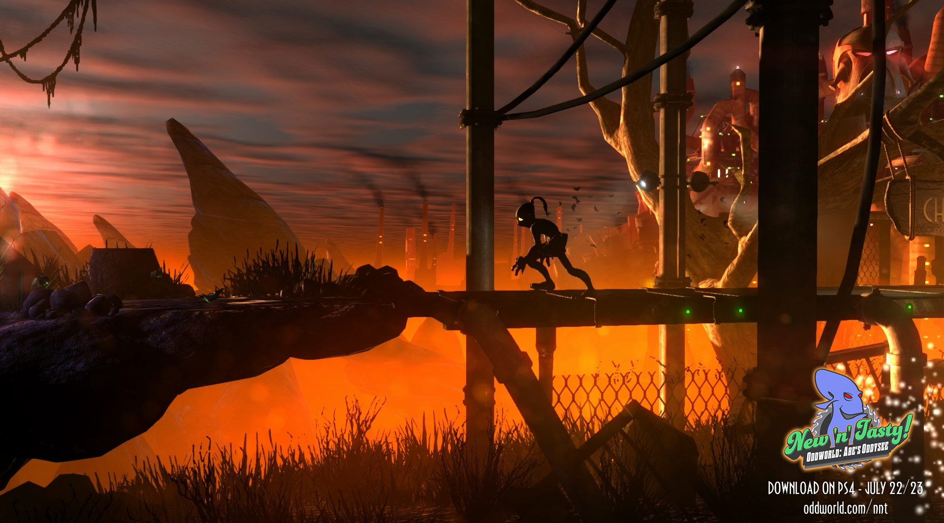 Oddworld New 'n' Tasty Launch 20-07-14 010