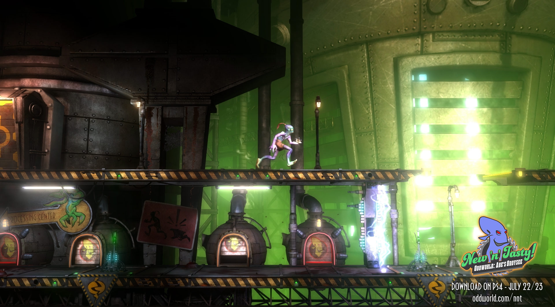 Oddworld New 'n' Tasty Launch 20-07-14 011
