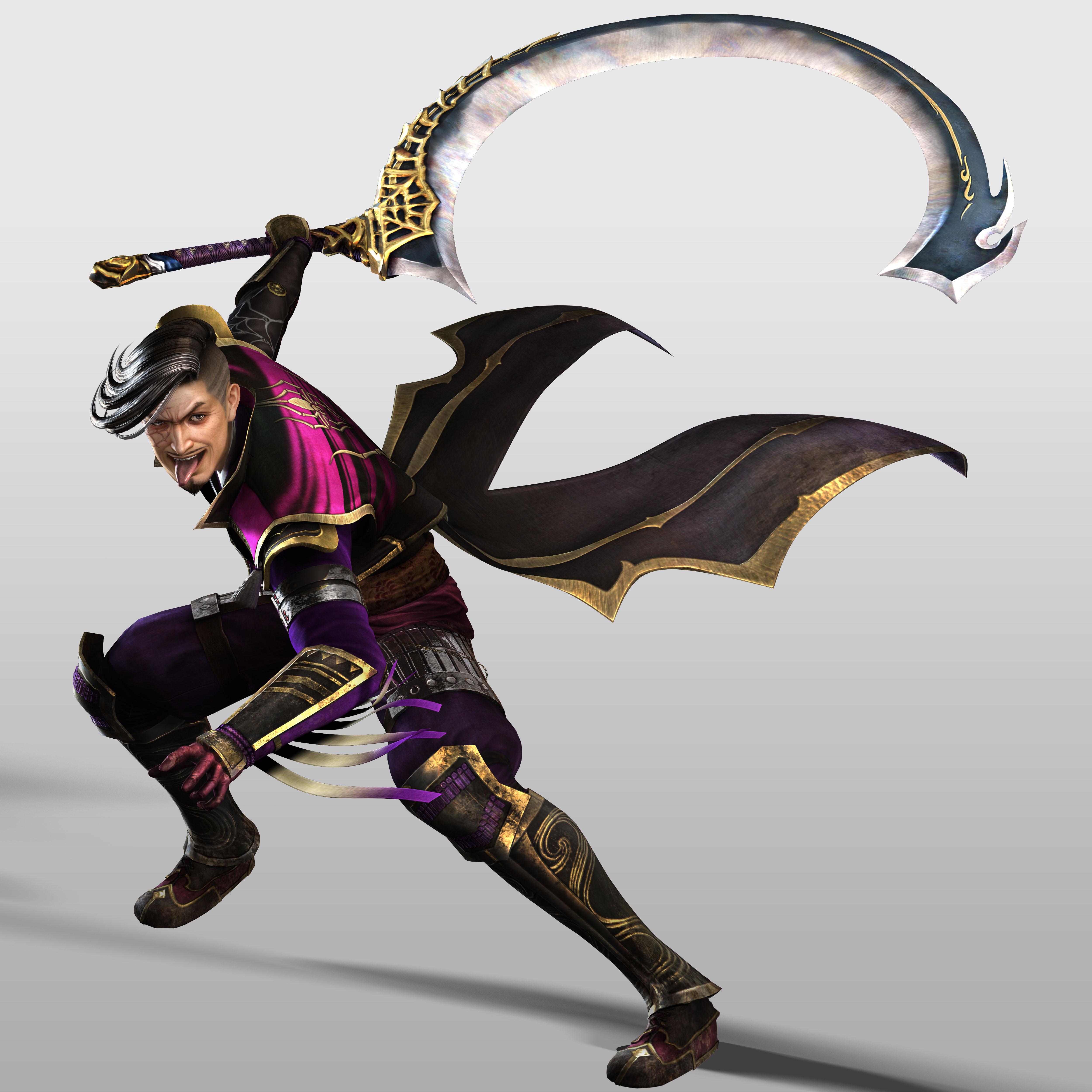 Samurai Warriors 4 09-07-14 012