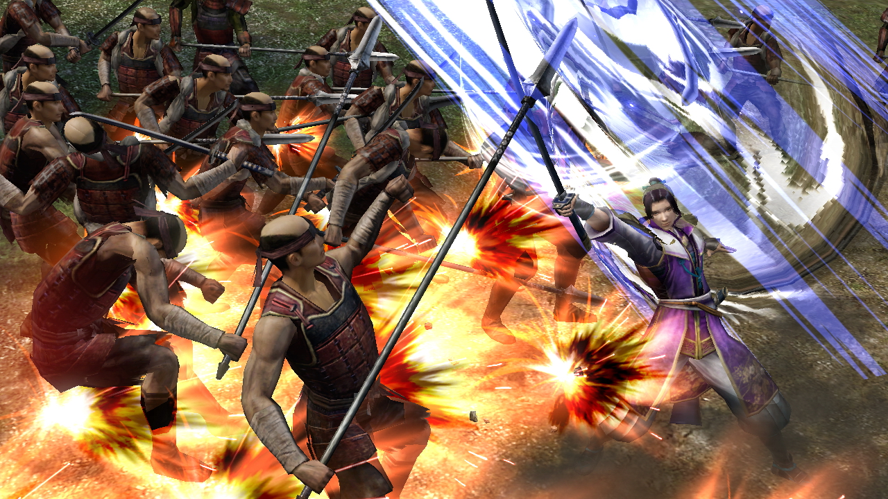 Samurai Warriors 4 09-07-14 048