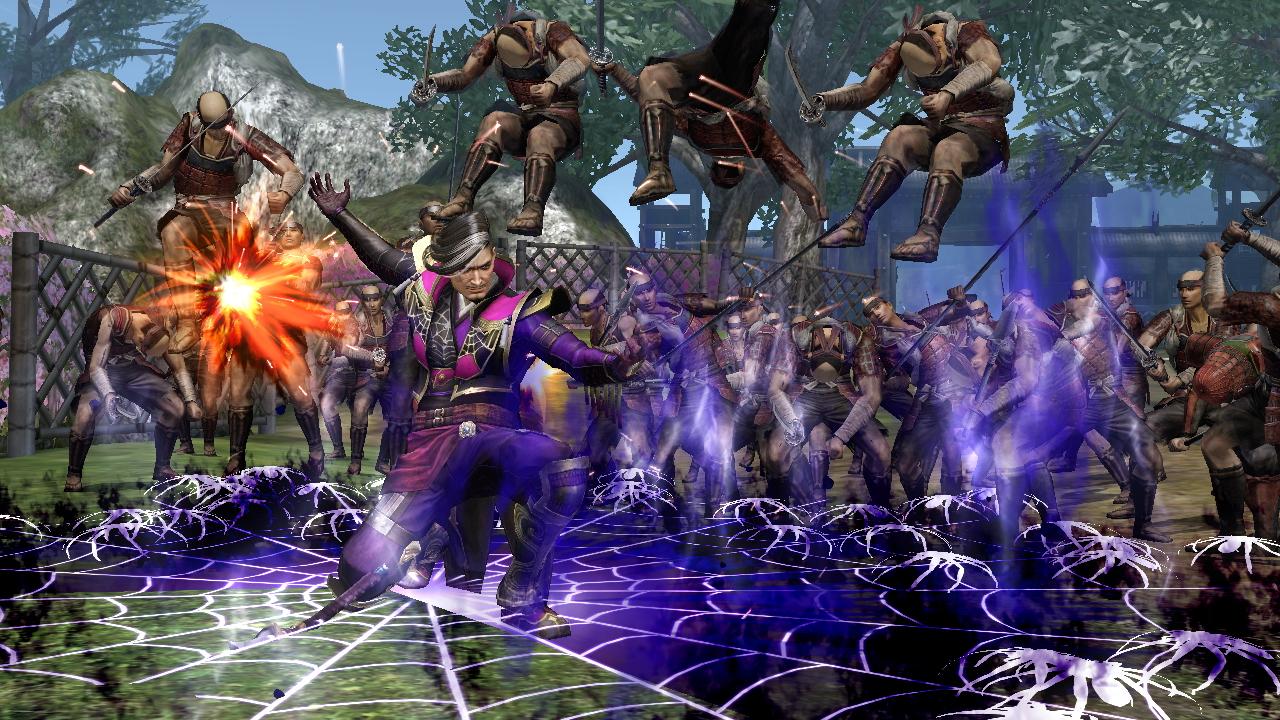 Samurai Warriors 4 09-07-14 064