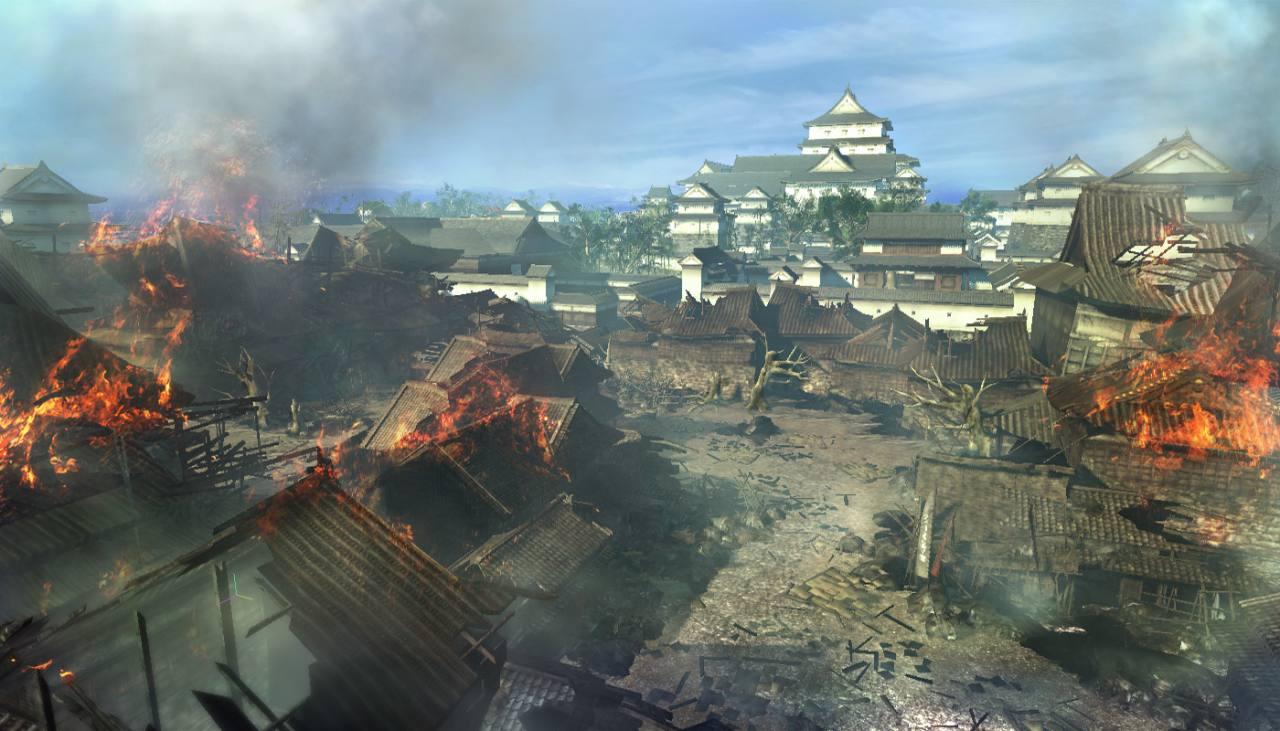 Samurai Warriors 4 09-07-14 Stage 002