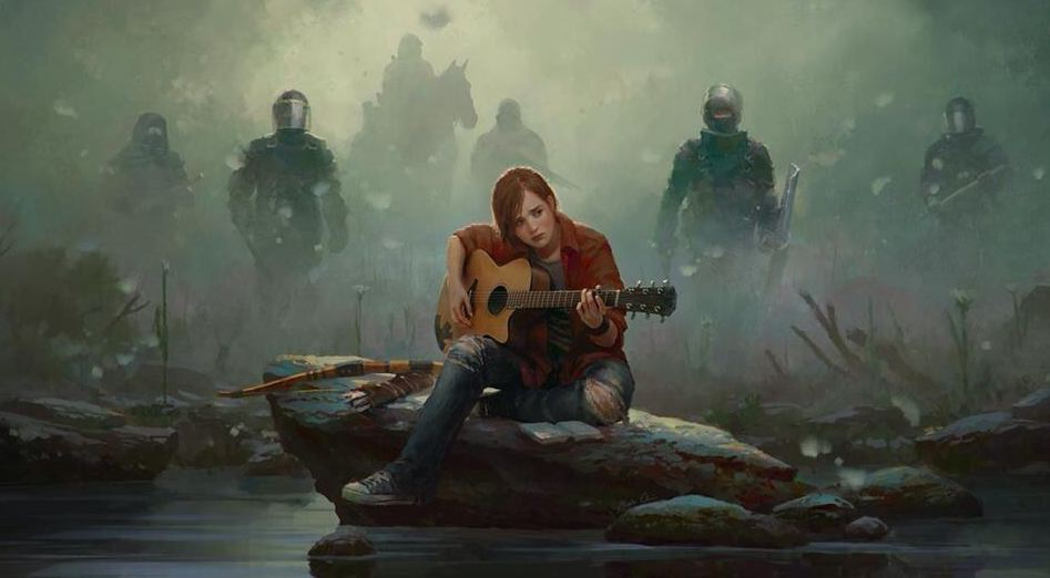 The Last of Us por Marcos Okon
