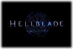 Hellblade Logo black
