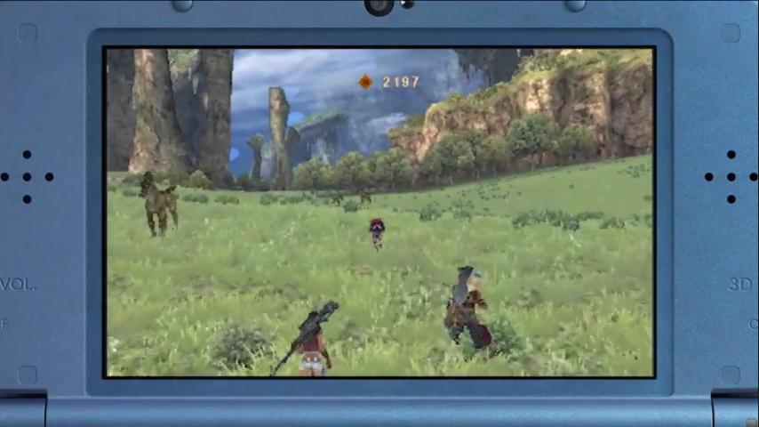 New Nintendo 3DS 29-08-14 Xenoblade Capture 001