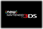 New Nintendo 3DS Logo black