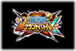 One Piece - Super Grand Battle X Logo black