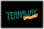 Teaeaway Unfolded Logo black