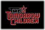 The Tomorrow Children Logo black