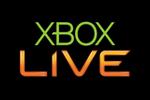 Xbox Live Logo black