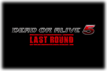 Dead orAlive 5 Final Round Logo black
