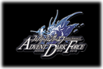 Fairy Fencer F Advent Dark Force Logo black