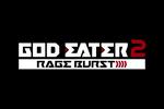 God Eater 2 Rage Burst Logo black