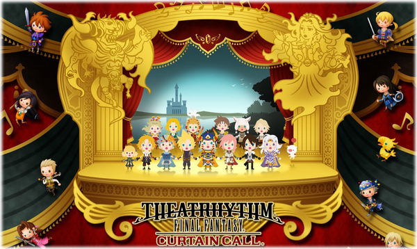 Theatrhythm Final Fantasy Curtain Call REVIEW 004
