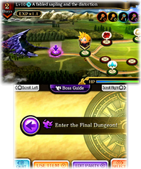 Theatrhythm Final Fantasy Curtain Call REVIEW Quest Medley 003